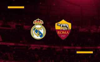 Sono 10 i precedenti tra Roma e Real Madrid in Champions League, con un bilancio di 6 successi per i