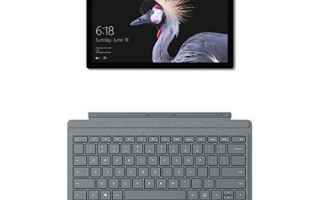 Microsoft: surface pro tablet  processore