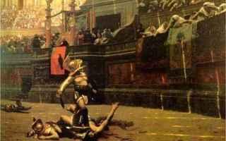 Storia: falsi miti  gladiatori  periodo romano