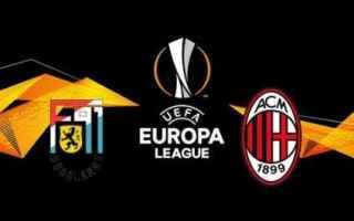 milan  dudelande  europa league