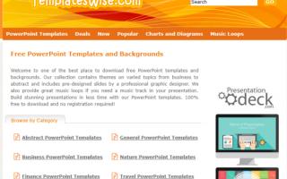 Design 2D 3D: powerpoint  sfondi  template