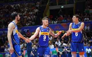 Sport: italia  pallavolo  finlandia  streaming