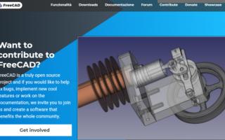 Design 2D 3D: disegno tecnico  programmi gratuiti