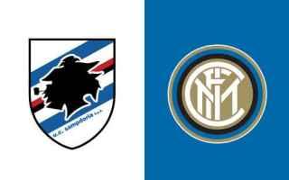 Serie A: seriea  sampdoria  inter