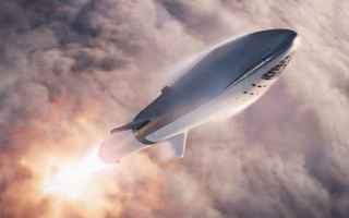 Astronomia: spacex  primo turista spaziale  elon mus