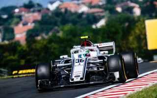 Formula 1: f1  formula1  russiangp  giovinazzi