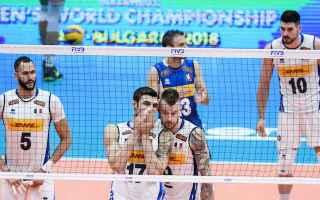 Sport: italia  volley  mondialy  tv