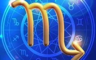 Astrologia: scorpione  oroscopo  caratteristiche