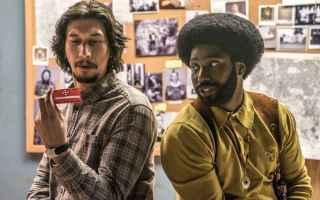 Cinema: blackkklansman  spike lee cinema