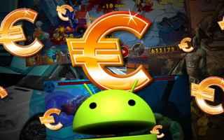 Tecnologie: app giochi sconti gratis android google