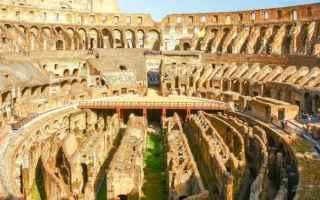 Storia: colosseo antica roma monumenti