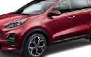 Automobili: kia  sportage  crossover  mild hybrid