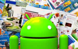 volantini  sconti  android  shopping  elettr