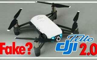 Tecnologie: nuovo dji tello  dji tello  drone