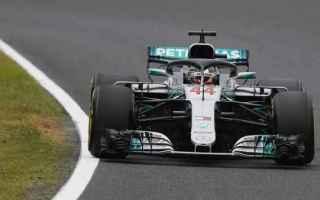 Formula 1: formula 1  giappone  hamilton  ferrari