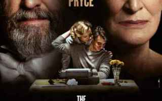 Cinema: the wife  glenn close cinema film