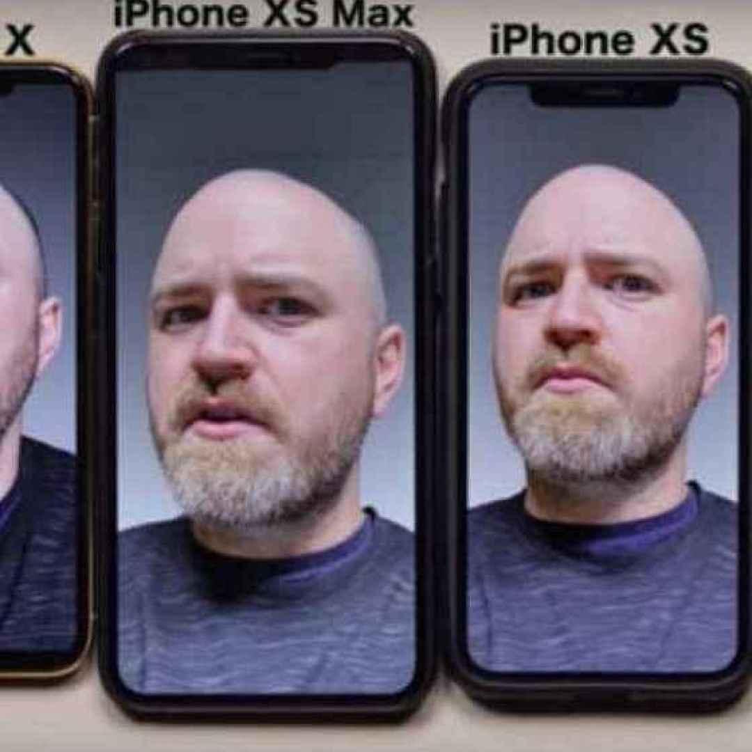 Spiegato il problema del filtro bellezza forzato dei selfie su iPhone XS e come risolverlo