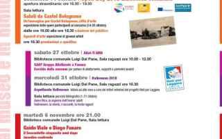 Bologna: castel bolognese  museo  biblioteca