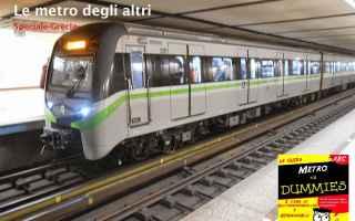 Roma: #MetroForDummies: I treni degli altri - Atene