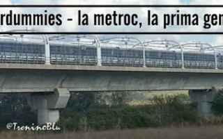 Tecnologie: #MetroForDummies: la #MetroC – MC 1°generazione