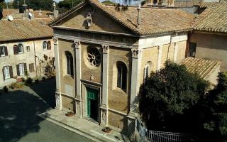 Arte: ostia  roma  chiese