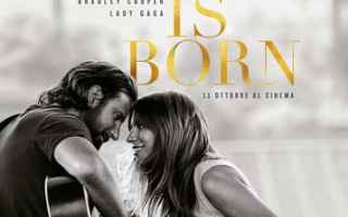 Cinema: a star is born film cinema lady gaga