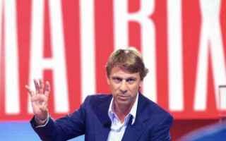 Televisione: Anticipazioni Matrix su Canale 5, venerdi` 12 ottobre 2018
