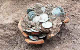Storia: monete  monete romane  bedriacum