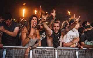 Musica: festival musicali  metal