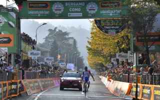 Il Giro di Lombardia, non tradisce le attese della vigilia, regalando emozioni e spettacolo come ogn