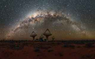 Astronomia: askap  lampi radio veloci