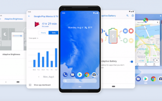 Android: android aggiornamento android pie