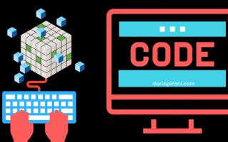 Programmazione: blockchain ico sviluppo