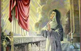 Religione: margherita maria alacoque  sacro cuore