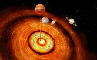 Astronomia: gioviani caldi  esopianeti