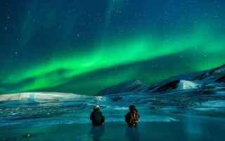 Immagini virali: aurora  fotografia  norvegia