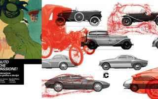 Automobili: mostre  chiasso  auto  grafica  design