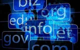 Webmaster: registra dominio  domini  spazi web