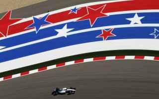 Formula 1: formula 1  austin  stati uniti