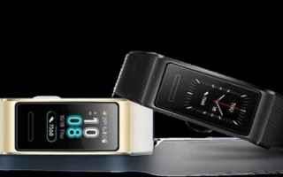 Fitness: smartband  huawei