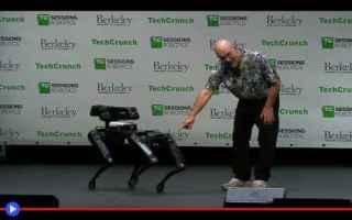 robot  ingegneria  invenzioni  cani