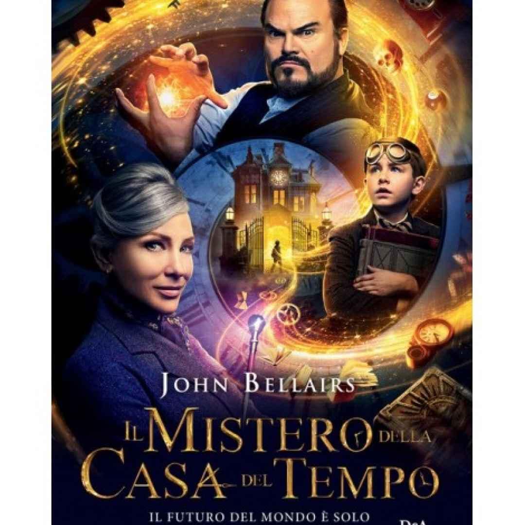 Il Mistero Della Casa Del Tempo Streaming Hd Trailer E