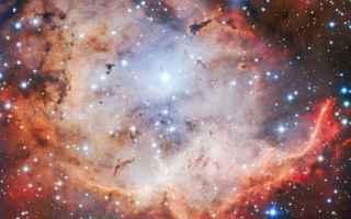 nebulose  stelle  vlt