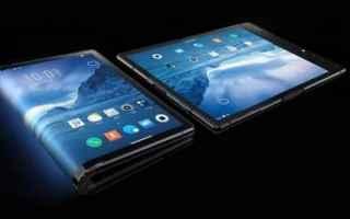 Cellulari: smartphone flessibile