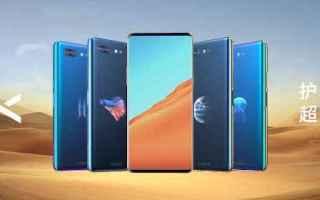 Cellulari: nubia x  smartphone  android  nubia  zte