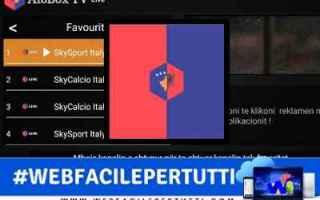 File Sharing: albbox tv  app  streaming