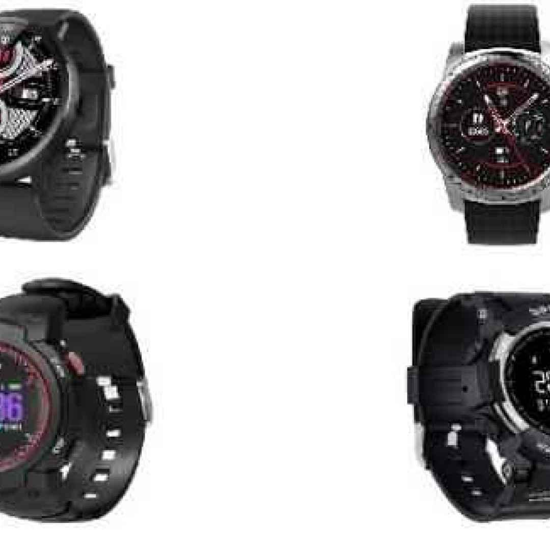 LEMFO LEM X, AllCall W1, NO.1 F13 e No.1 F6: ecco i nuovi smartwatch protagonisti ai nostri polsi