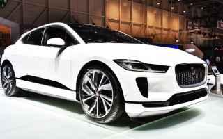Automobili: jaguar i-pace