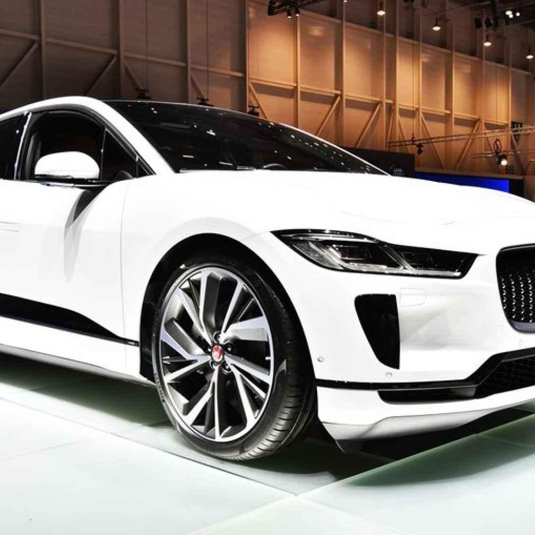 Jaguar I-Pace: autonomia non eccezionale...
