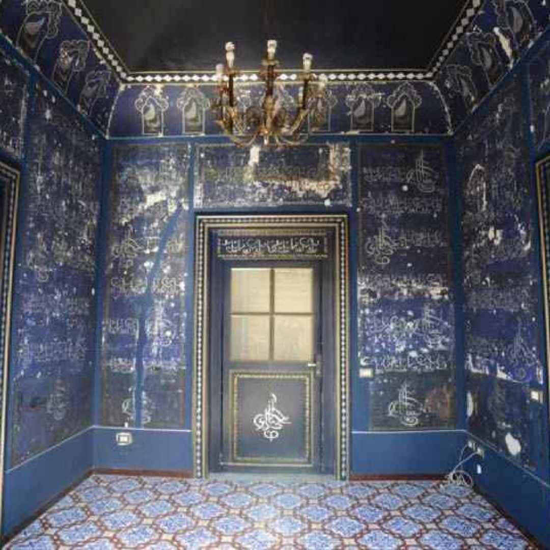 """Palermo: la """"Camera delle Meraviglie"""" e il segreto della sua melodia giunta dal passato"""